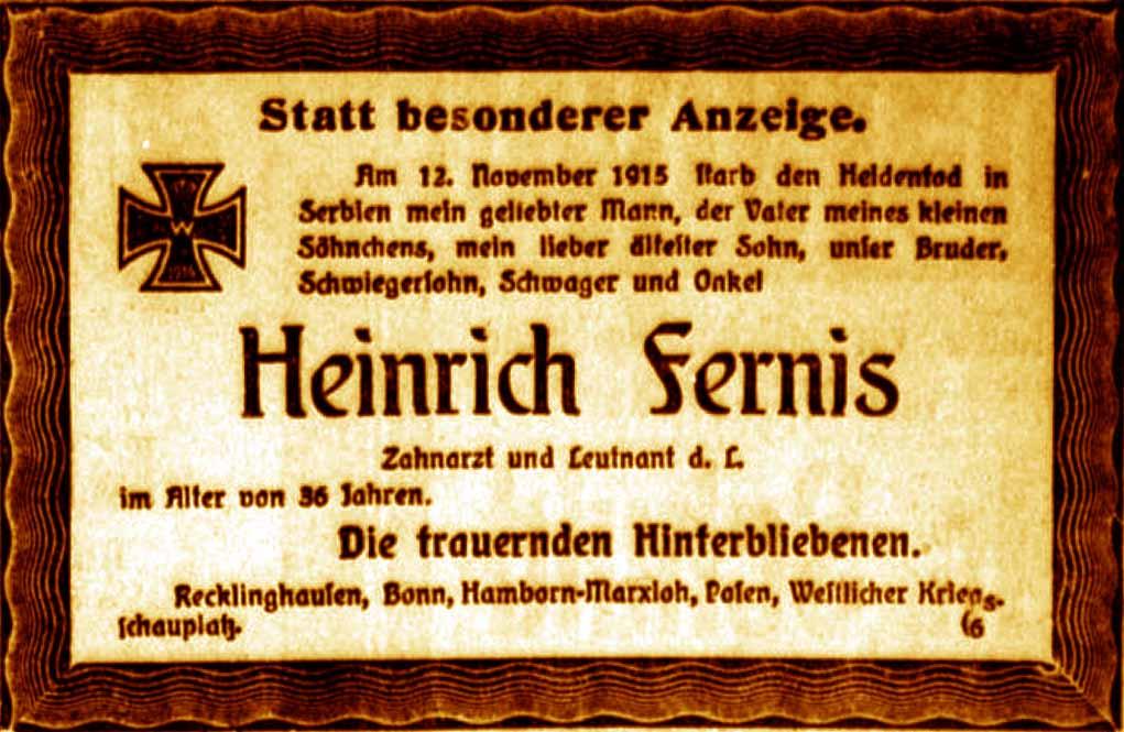 soldat heinrich lessenich